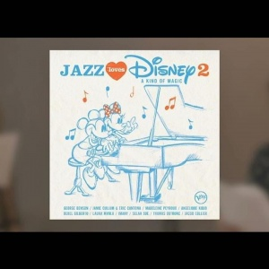 I did a cover of 'So this is love' on this record... Very proud at the result ... Pre order & check it out ! https://jazzlovesdisney2.lnk.to/PRECO  Other nice collabs coming up soon (as in tomorrow) Stay tuned!