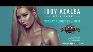 Alaska!!! I'll see you guys this weekend at the Alaska State Fair, 8/27 at 6PM.   http://www.alaskastatefair.org/site/events/iggy-azalea/