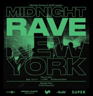 MIDNIGHT RAVE NYC POP UP TODAY & TOMORROW! https://t.co/TOo1UIR0MQ