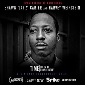 TIME: The Kalief Browder Story premieres tonight at 10/9c on   Spike #kaliefbrowder  http://www.spike.com/shows/time-the-kalief-browder-story