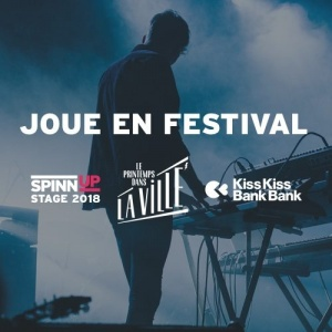 Spinnup Stage 2018 : Inscris-toi !