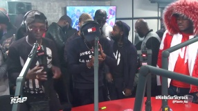Freestyle Ninho, Hös copperfield, Boubouh, Diko Softo, King Zer, BLK