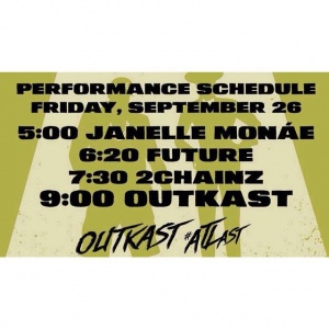 Tonight #ATLast #Outkast20