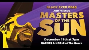 Los Angeles! This Monday (12/11) we're coming to Barnes & Noble ‏at The Grove to sign copies of Masters Of The Sun at 7PM. See you there.