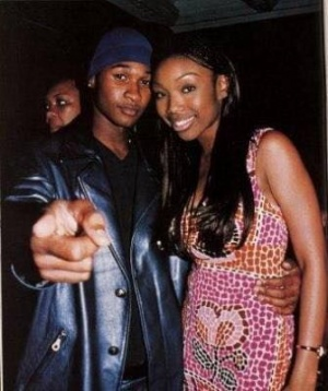 big love to the one and only Brandy on her born day!!