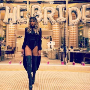 Ciara en mode grave sexy avant de se marier ! [PHOTO]