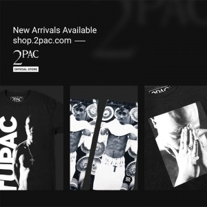 A New Collection of 2PAC Apparel. Available Now at 2pac.lnk.to/2PACSummer18Fp