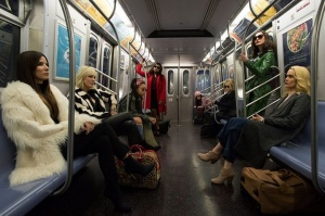 First look at #Oceans8. Coming Summer 2018.