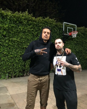 Former NBA star @Matt_Barnes22 recently got an impressive tattoo of 2PAC created by the talented Steve Butcher. https://t.co/Q7EK4FvGDx