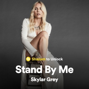 Be sure to Shazam #StandByMe during the #Superbowl to unlock my official behind-the-scenes music video!!