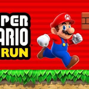 Super Mario arrive sur Iphone !