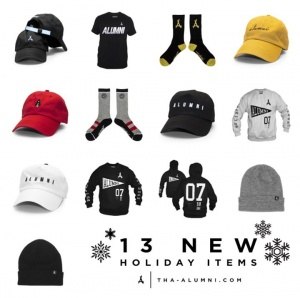 New Alumni Clothing Holiday release! www.Tha-Alumni.com