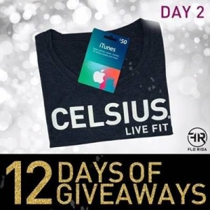 Enter to win Day 2 https://clubflo.com/fans/