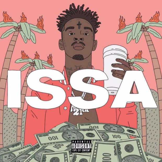 21 Savage - Bank Account en Playlist !