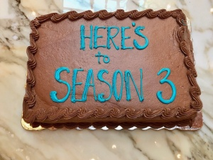 Here's to season 3! Thank you all for each and evey Sunday spent together! #Season3 #ComingSoon https://t.co/y4o7Jf8fTd