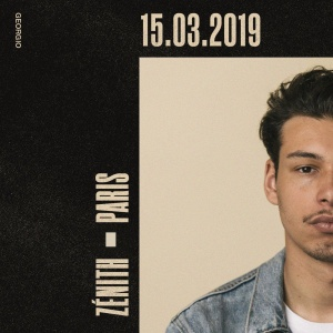15 MARS 2019 AU ZENITH - PARIS BILLETS: https://t.co/7jAGNSV8NI https://t.co/fU7FdJ26AB