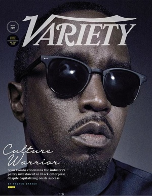 ‪Shout out to the bro Diddy. Culture Warrior