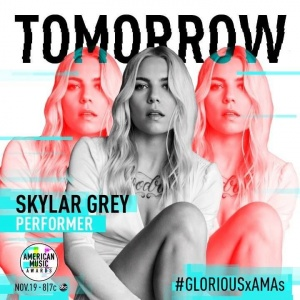 I'm SO EXCITED to perform at the American Music Awards tomorrow! It's going to be amazing. TOMORROW at 8/7c on ABC! #GLORIOUSxAMAs #AMAs