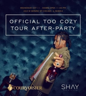 A$AP MOB X COUVOI$IER X TOO COZY TOUR AFTER PARTY – CHICAGO!! 10/11: https://cvafterpartychicago.splashthat.com/ #honoryourcode #cvlifestyle