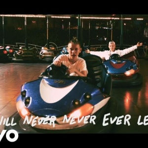 "The ""Never"" lyric video with Marcus & Martinus is OUT NOW! What is your favourite lyric from the song? ✌"