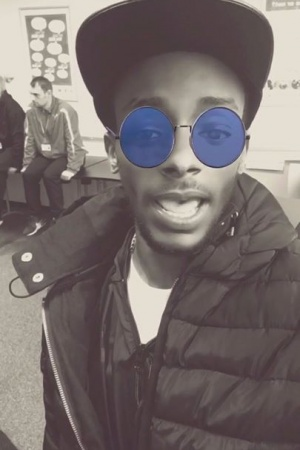 Trap Love out today via GRM Daily. Big up to Sage The Gemini on this snap filter. #stgsnapfilter