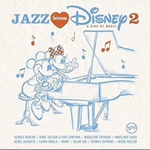 I did a cover of 'So this is love' on this record (you'll hear a piece of it in the trailer) Proud at the result ! #jazzlovesdisney2 http://www.youtube.com/watch?v=JfchTYe6yz0