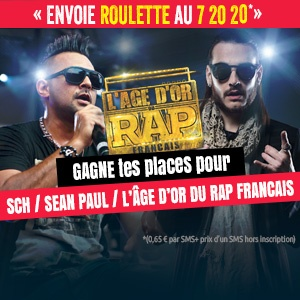 SCH, Sean Paul, L'Âge d'or du Rap Français