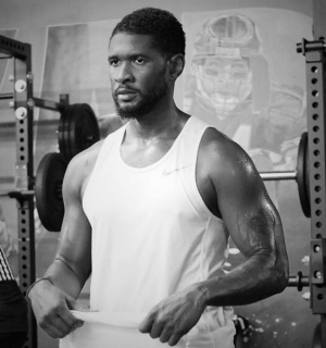 Photos from Usher's post