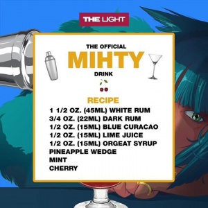It's NATIONAL #MIHTY Day...celebrate with the official drink Ty Dolla $ign
