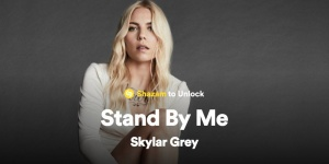 Be sure to @Shazam #StandByMe during the #Superbowl to unlock my official behind-the-scenes music video!! https://t.co/EzCdaQfGmH