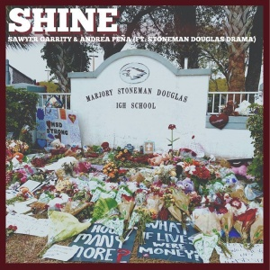 We are so inspired by #SHINE. An incredible song written and performed by incredible people: the Stoneman Douglas students who survived last month's tragic shooting. Listen to their beautiful song here (http://fifthharmony.co/shine) and support these amaz