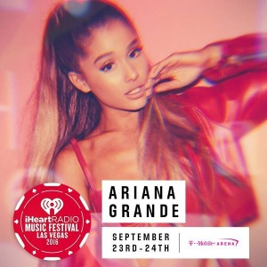 See you at the #iHeartRadio Music Festival http://iheartradio.com/mastercard <3 Team Ariana