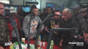 #4 Freestyle de Sofiane, Graya, Hornet la frappe, RK, GLK, Big Nas & Co