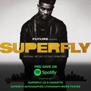 Pre-Save the #Superfly Soundtrack now on @spotify for a chance to win a #Superfly CD and Cassette! https://t.co/5K5IqTnI27