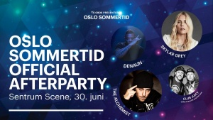 #Oslo! Come see me at #OsloSommertid! https://t.co/VSsbl2fcIq