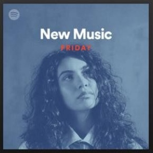 thank u Spotify for featuring growing pains on the new music friday playlist