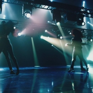 "The cast of Michael Jackson ONE got an incredible surprise: a first look at the short film, ""Blood on the Dance Floor 2017"". #BOTDF2017"