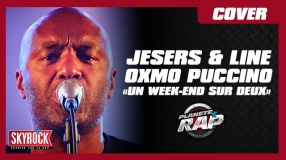 Jesers & Line - COVER Oxmo Puccino