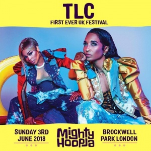 We R headlining our first UK festival - Mighty Hoopla - on Sunday, June 3, in London, England! Get your tix over at: http://bit.ly/MightyHoopla_2018