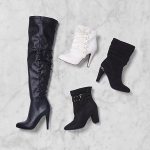 My #JLoxKohls boot collection features luxe textures and feminine details –- a must-have for winter <3  https://kohls.co/2zMLjXO