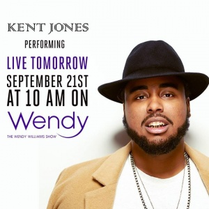 Tomorrow catch me performing live on the The Wendy Williams Show !!! #blessup