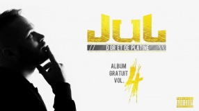 JuL -  Fier 13 terter   // Album gratuit vol .4 [15] Final // 2017