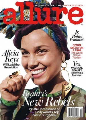 Ahhhhhh!!!!!! LOVINGGGG my cover of Allure Magazine! Check it: in.allure.com/iWQJvTb