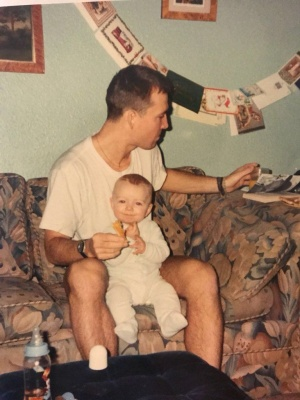 Me and my dad https://t.co/rSJOWSRczy