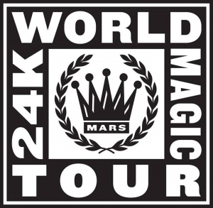 Follow 24K Magic Tour for behind the scenes action of the #24kMagicWorldTour kicking off next week