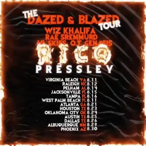 CONGRATS @Ricowpressley BEING ADDED TO THE DAZED N BLAZED TOUR ! https://t.co/I8p6YJ5WsW