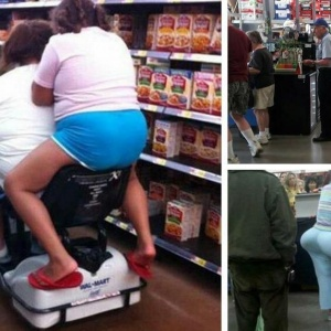 25 Unusual And Whacky People You'll Only Meet At Walmart