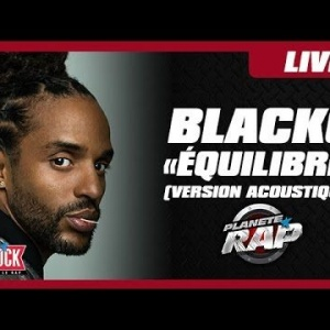 Blacko en mode acoustique