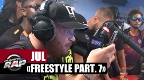 [INÉDIT] Jul freestyle Part. 7 #PlanèteRap