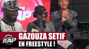 Gazouza en freestyle